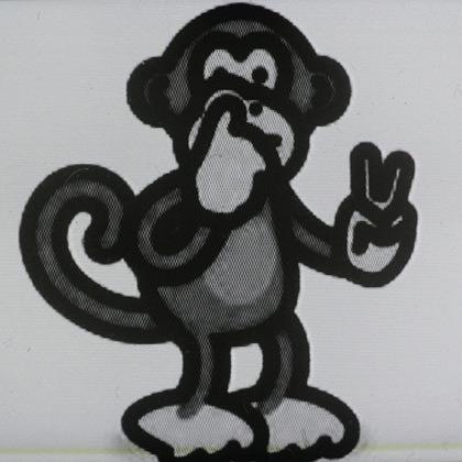 CRT Bad Monkey