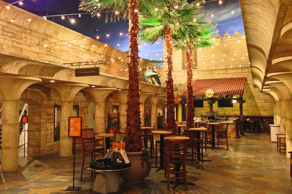 Creation Museum Palm Court