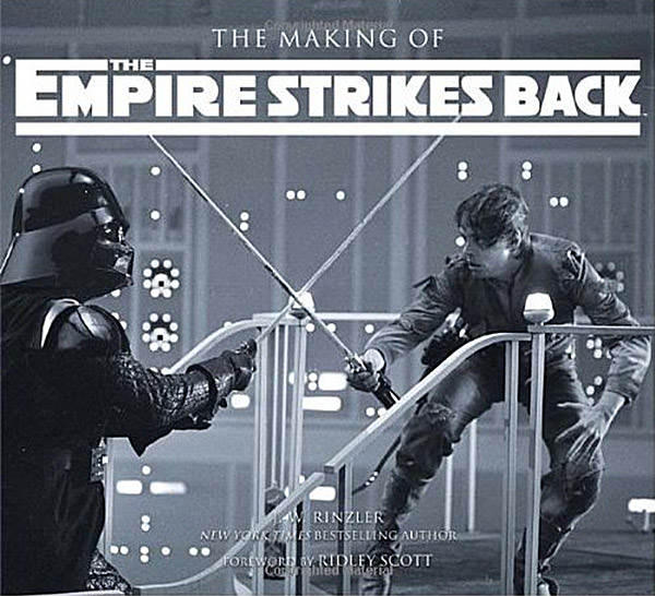 The Making of Empire Strikes Back Book!