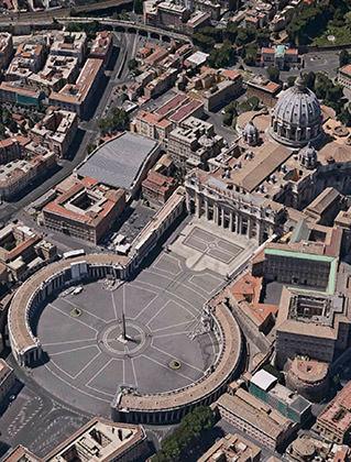 Maps Vatican