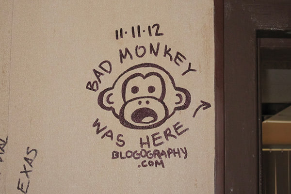 BAD MONKEY WAS HERE! Old South Pittsburgh Hospital