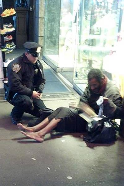Police Kindness