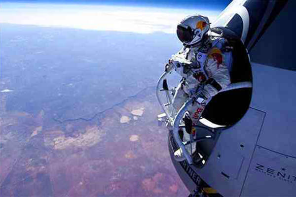 Felix Baumgartner Jumper