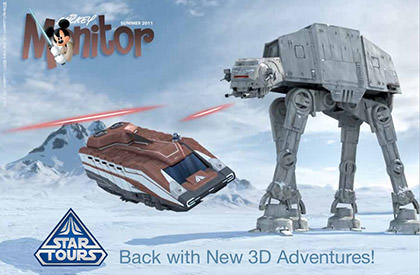 Star Tours Continues!