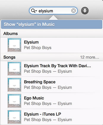 ITunes finds Elysium