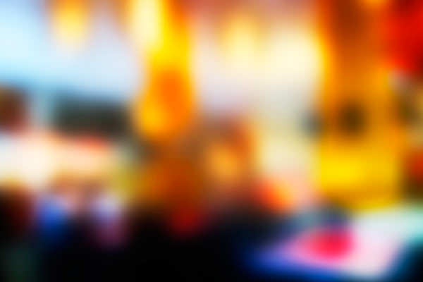 Blurry Scenery