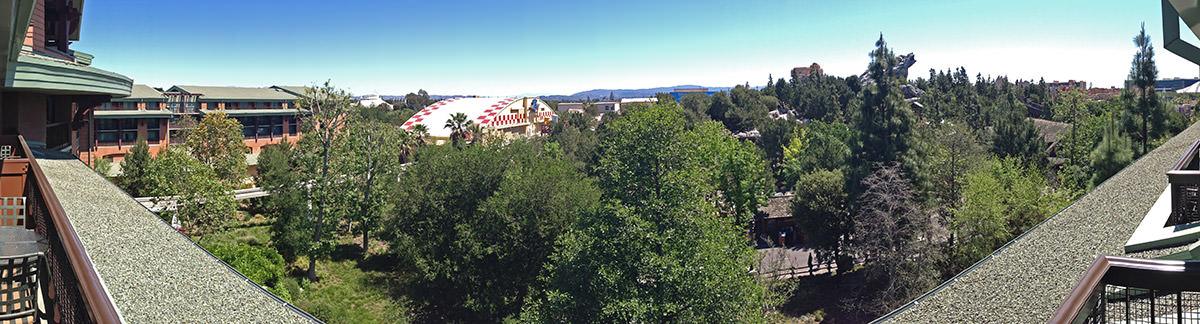 Californian View Pano