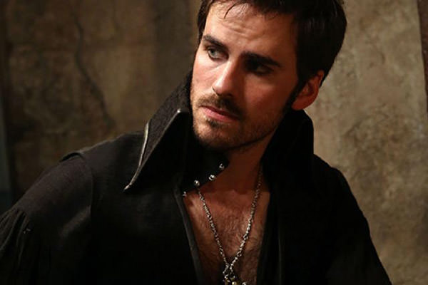 Captain Hook!