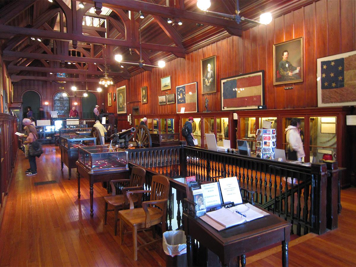 Civil War Museum Hall