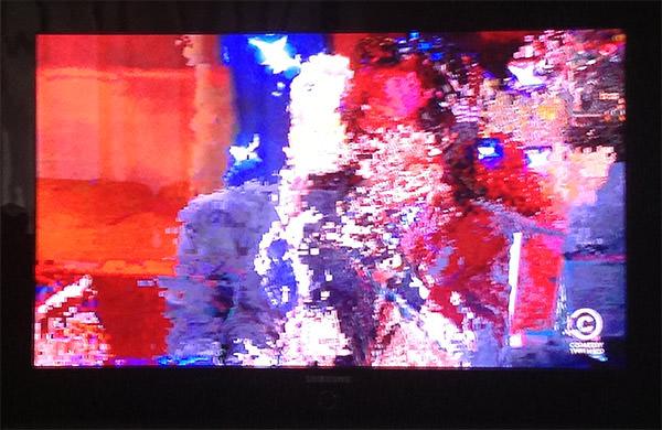 Colbert Bad Signal