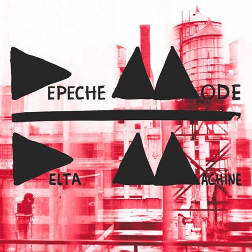 Delta Machine Album Cover