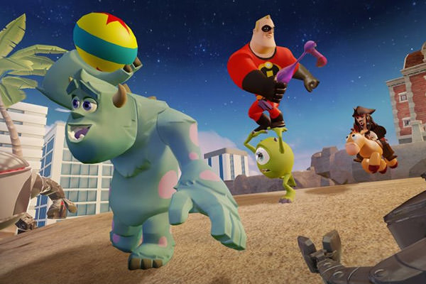 Disney Infinity Screen Cap