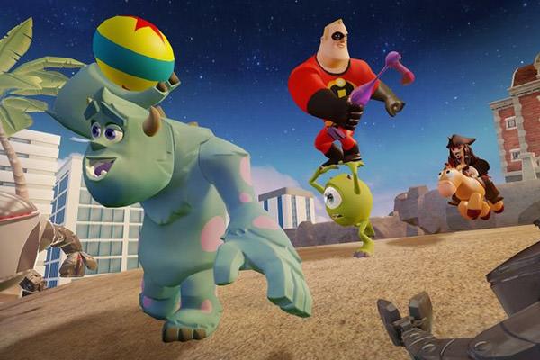 Disney Infinity Screen Cap