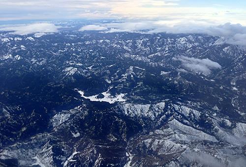 Empty Mountains