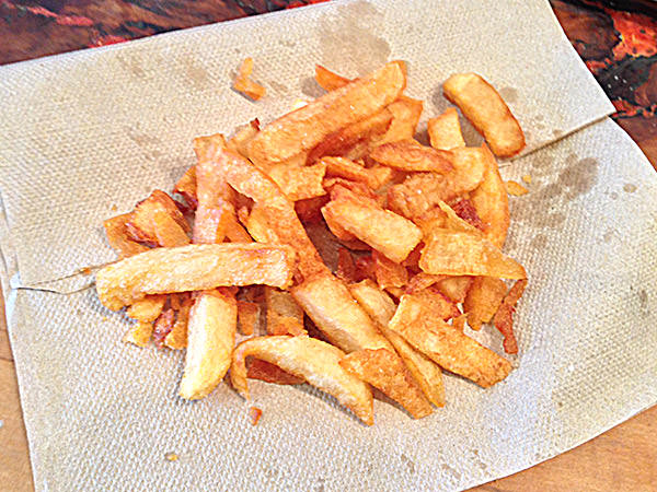 Frites Mess in SLC