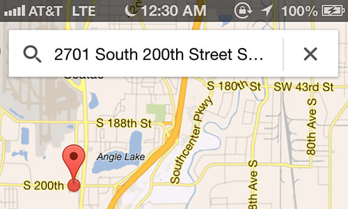Google Maps Right!