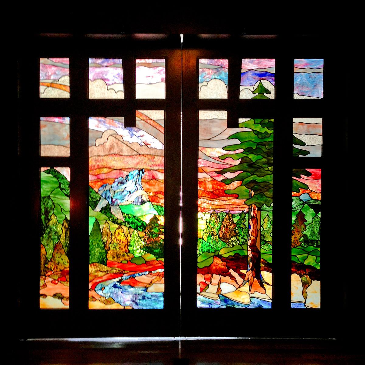Grand Californian Doors