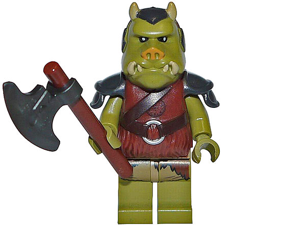 LEGO Gamorrean Guard