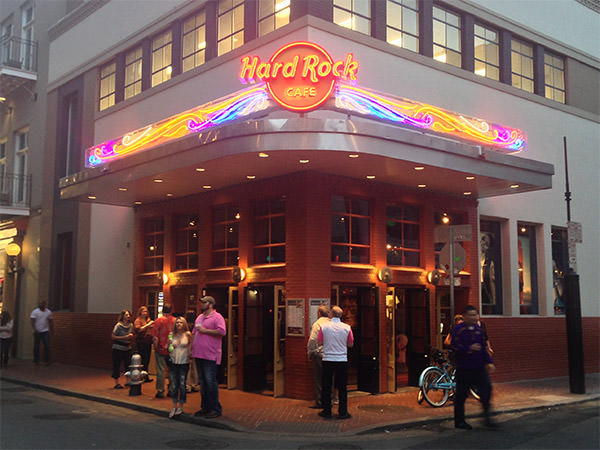 New Orleans New Hard Rock Cafe