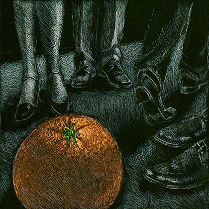 Orange by Roseberg