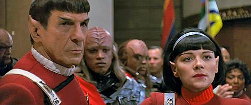 Spock and Valeris