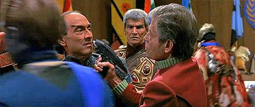 McCoy captures a Romluan