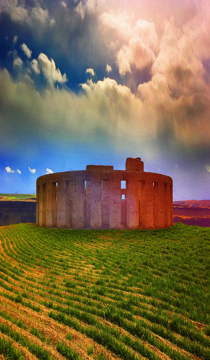 Stonehenge Plain