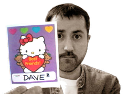 Dave VD Greetings