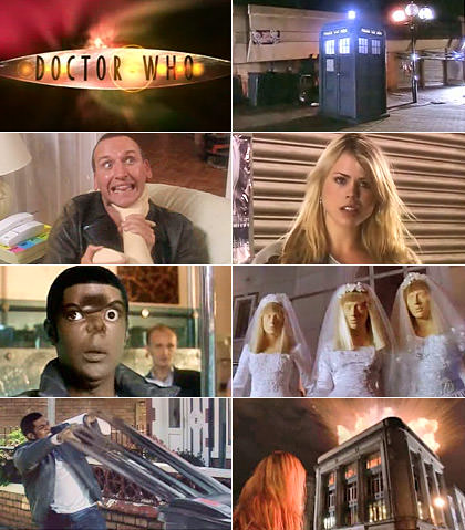 Dr. Who 2005