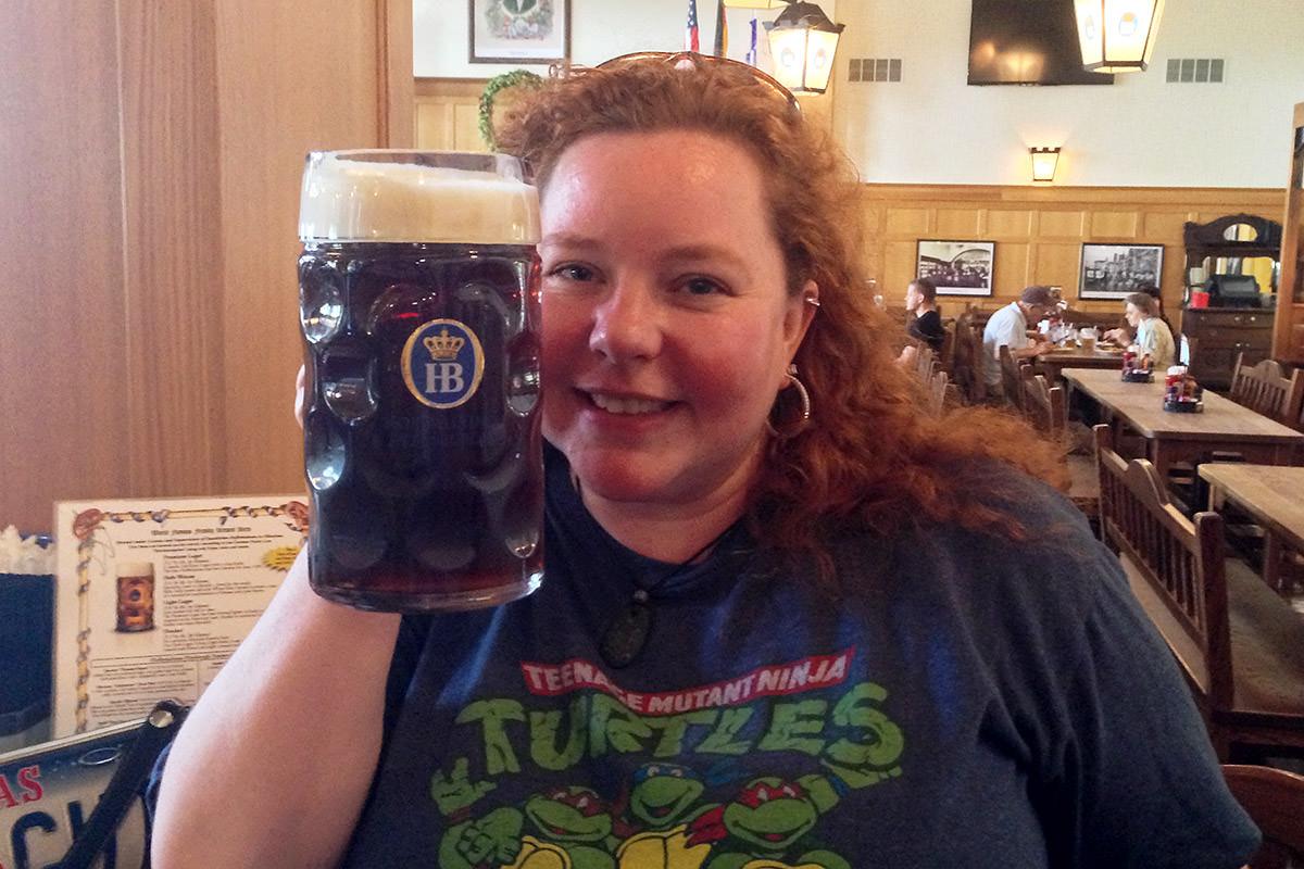Becky's Beer