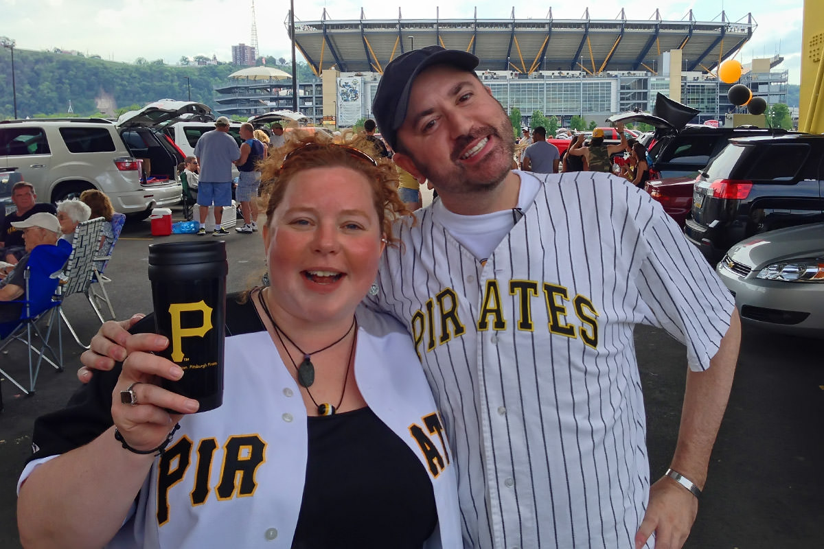 Becky & Dave are Pirates!