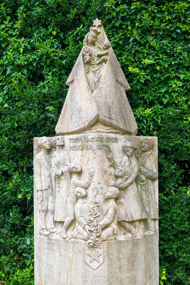 Bidweg Monument Maastricht