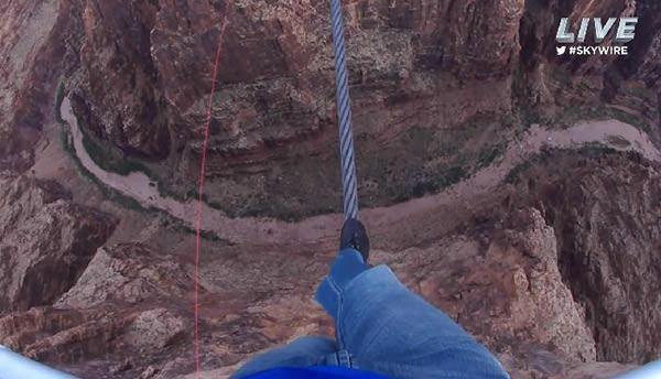Canyon Walk Madness