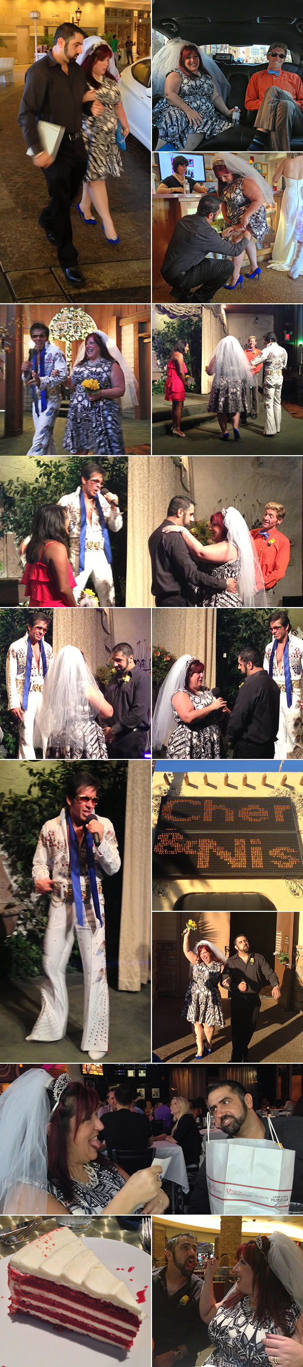 Cher & Nis Wedding