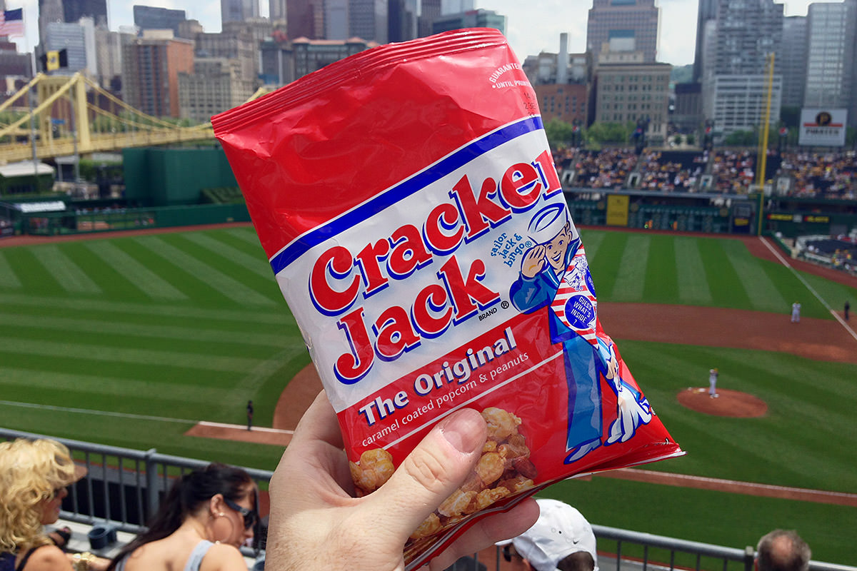 My Cracker Jack