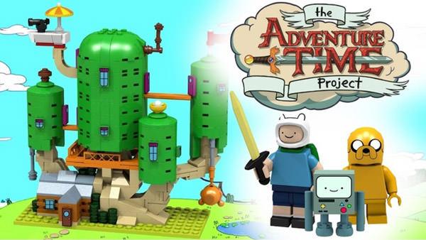Cuusoo Adventure Time