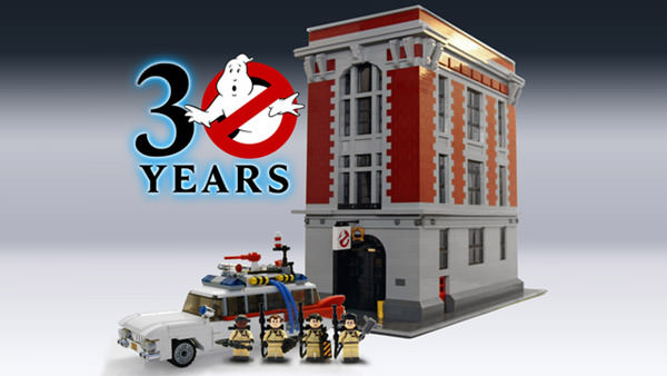 Cuusoo Ghostbusters Set