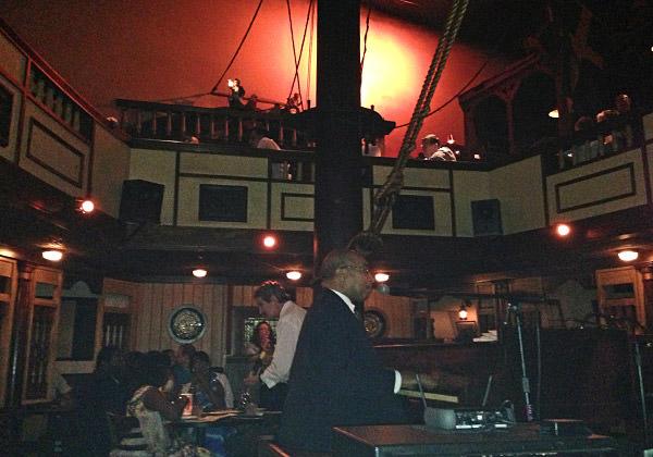 Dante's Jazz