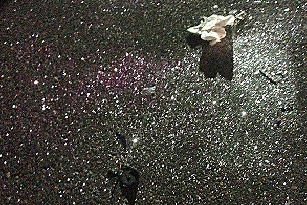 Dead Glitter!
