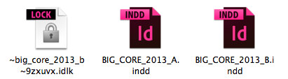 InDesign Temp