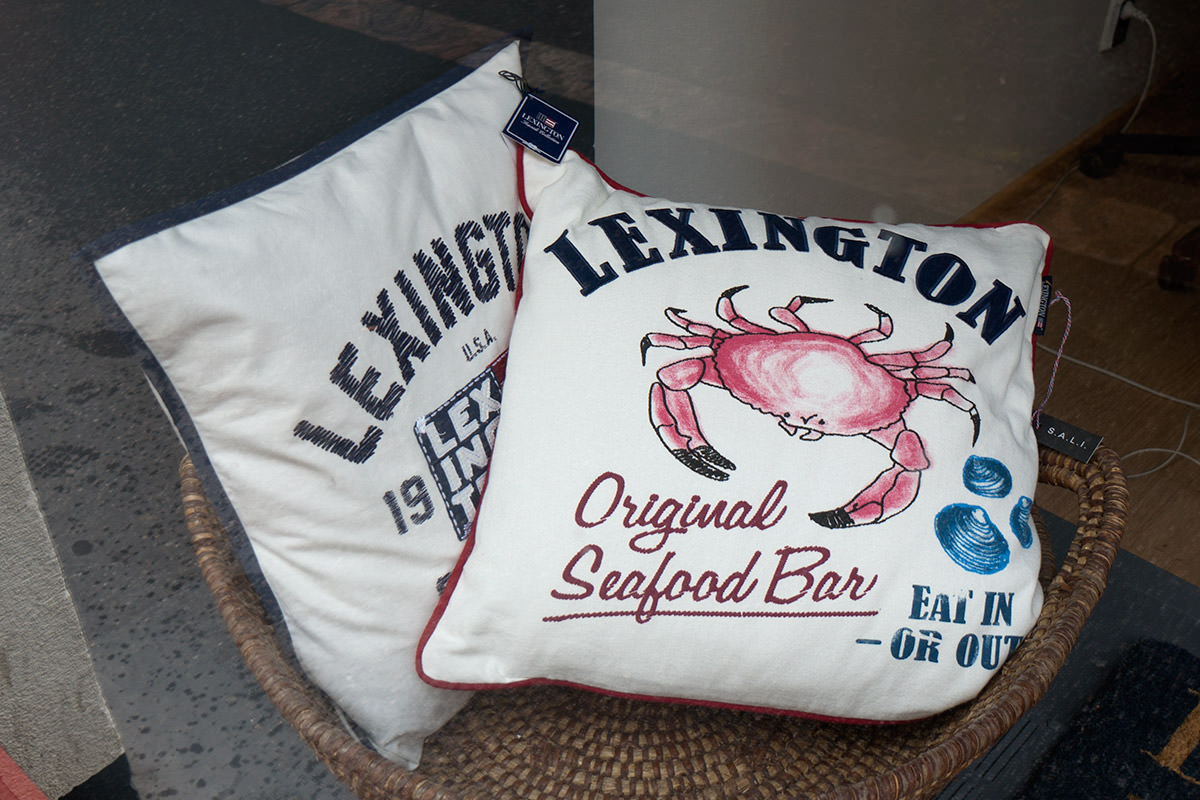 Lexington Crabs in Helsinki