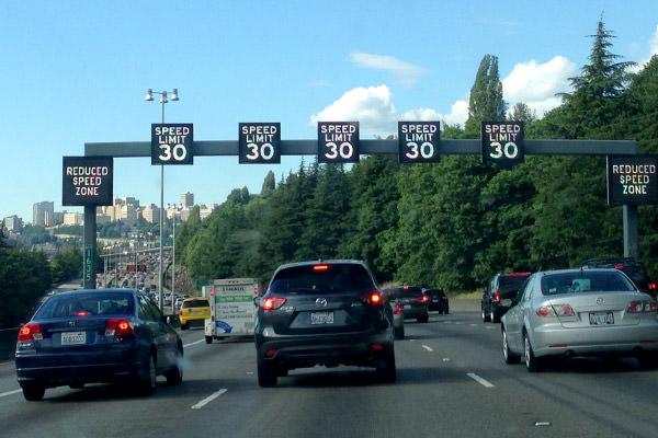 Seattle Smart Stupid Signs