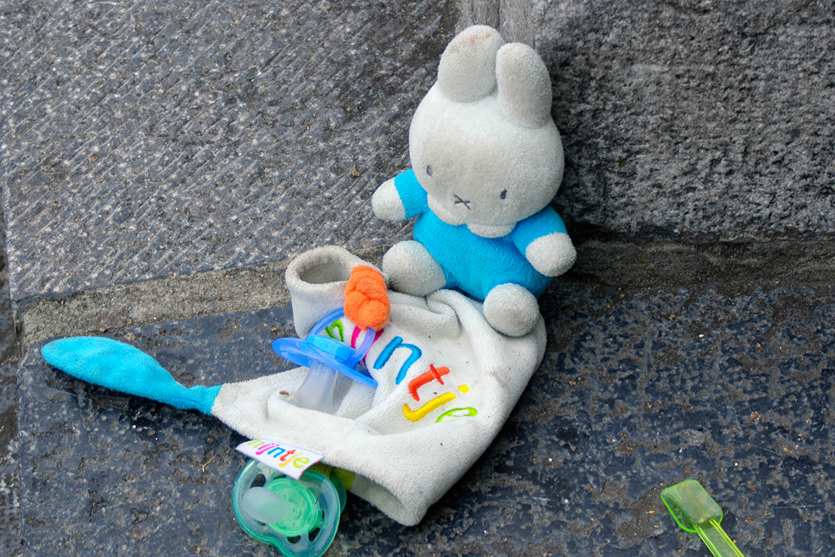 Lost Miffy