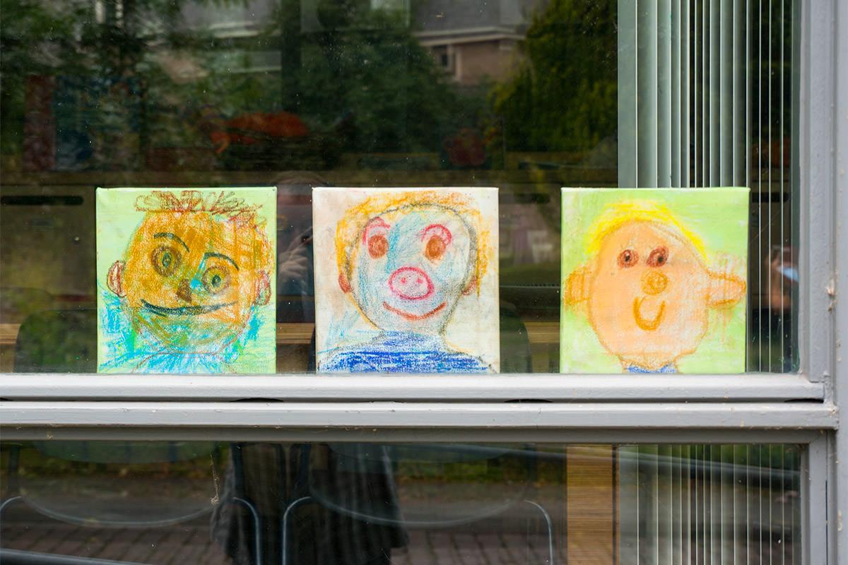 Maastricht Kids Paintings