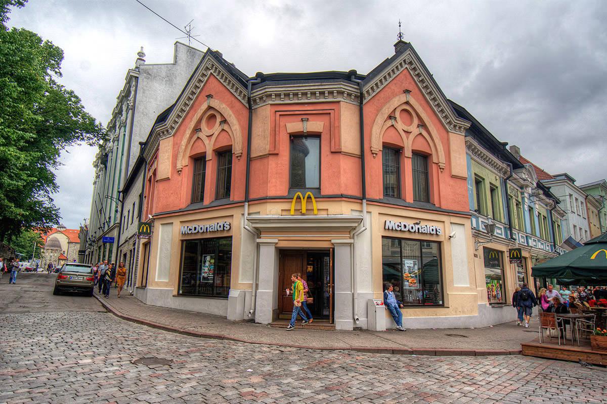 McDonald's Tallinn