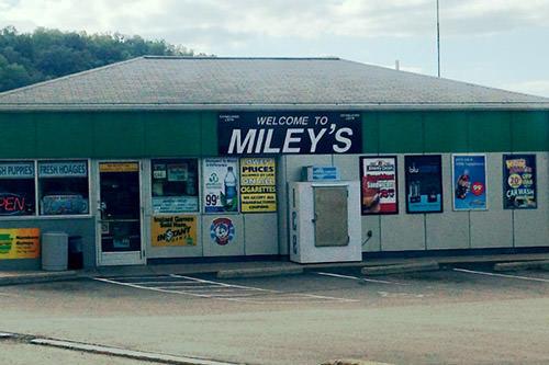 Miley's Gas & Sip