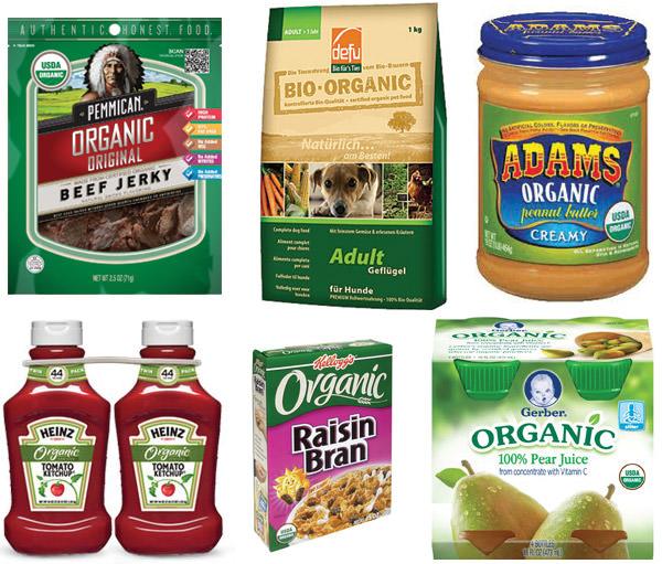 Organic Foods!