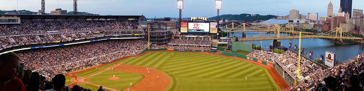 PNC Pirates Ballpark
