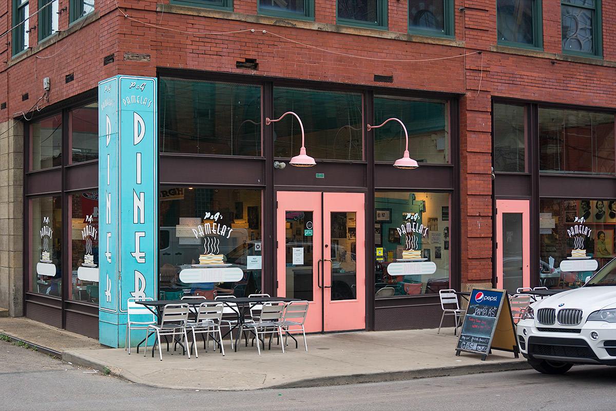 Pamela's Diner Pittsburgh