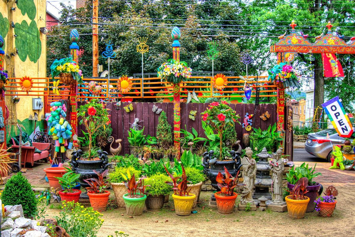 Randyland Garden